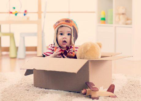 ¿Por qué las cajas son mucho más divertidas que el regalo que contienen?
