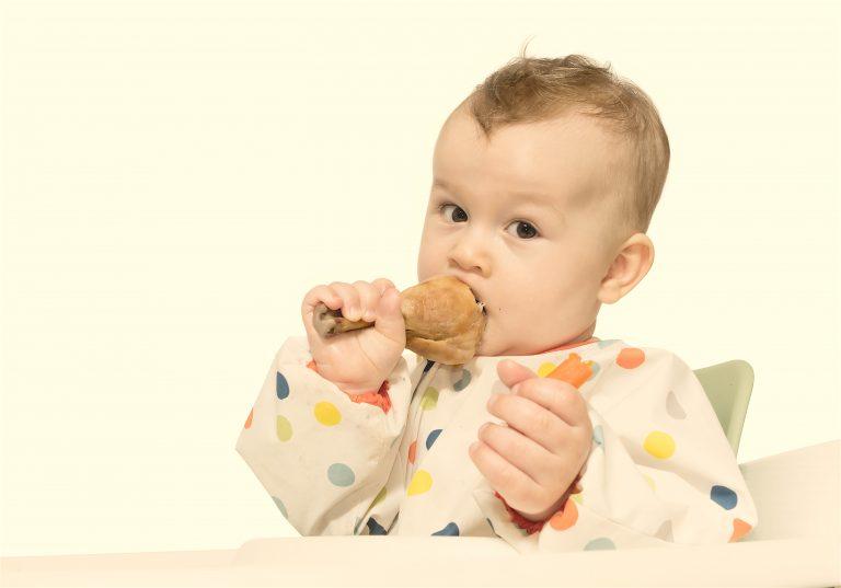 La carnes blancas en la alimentación infantil: pollo, pavo y conejo