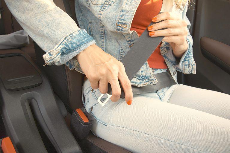 ¿Estás seguro/a de que usas bien el cinturón de seguridad?