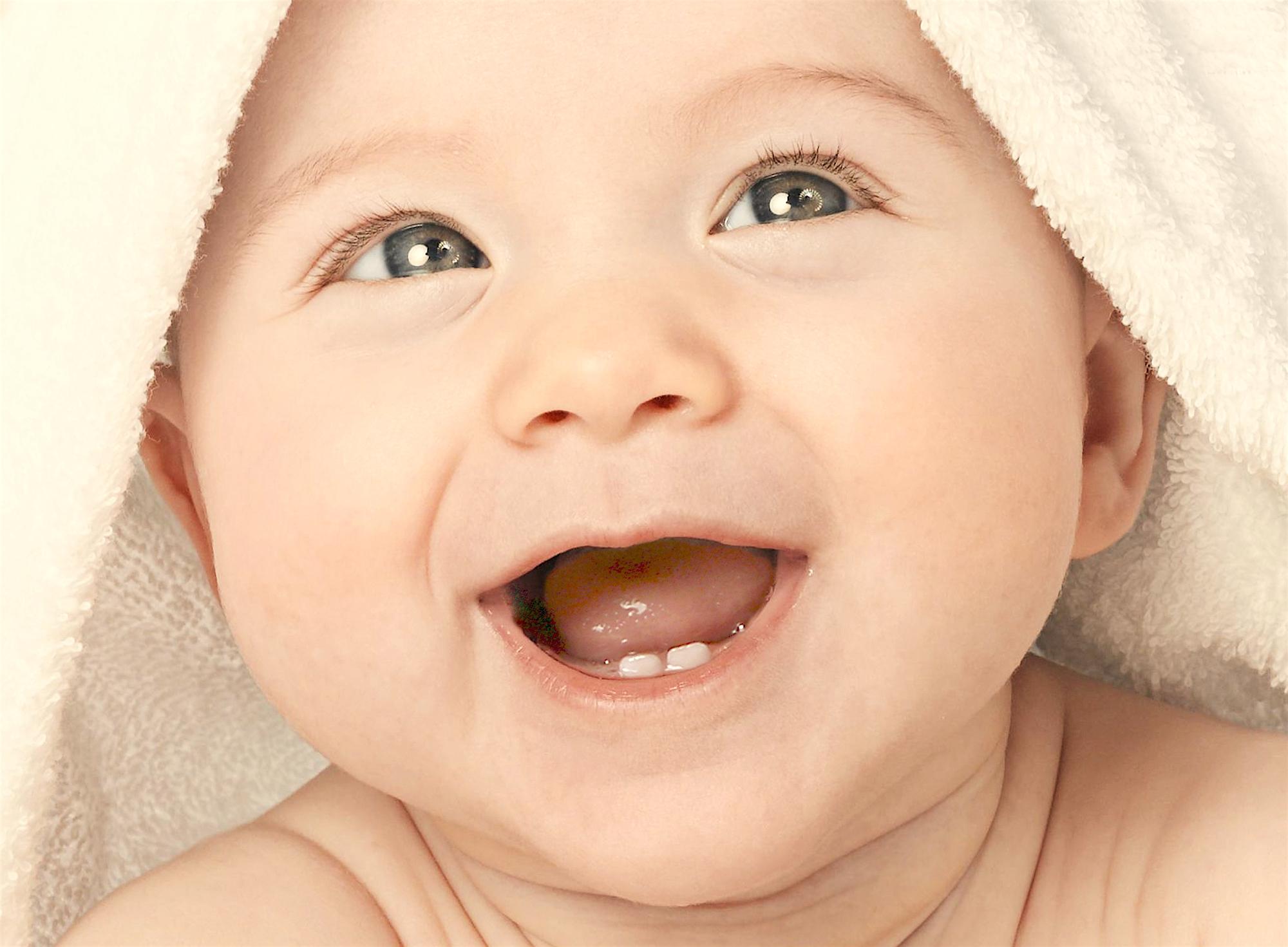 ¿De qué se ríen los bebés?